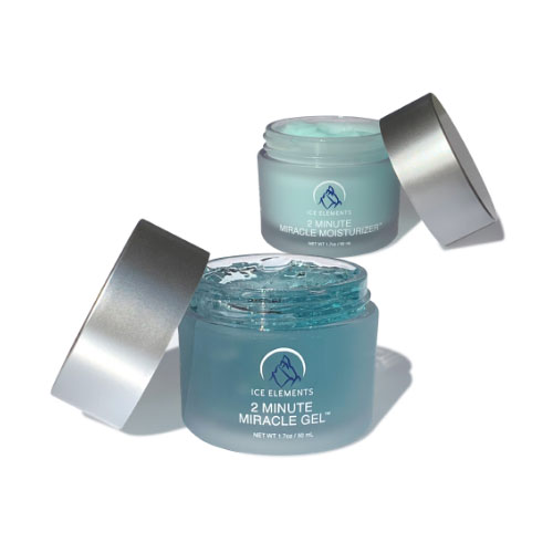 Ice Elements - Miracle Gel and Moisturizer